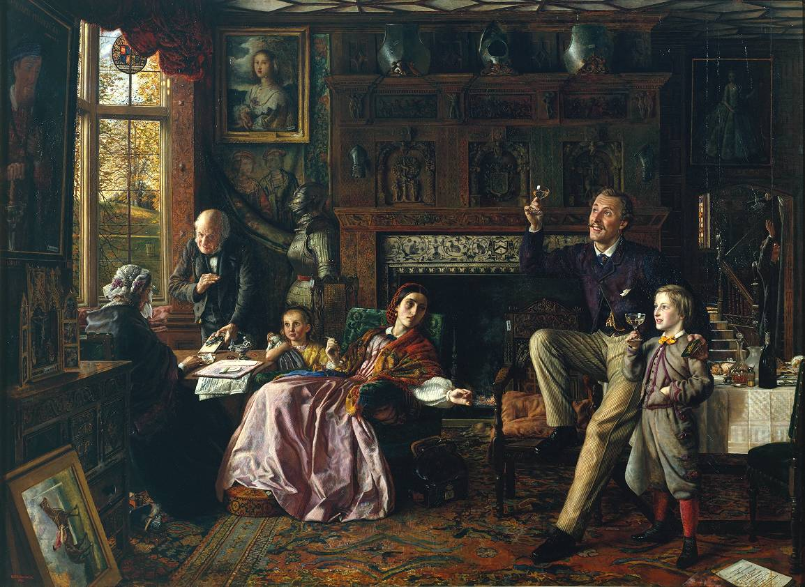 British Art and Literature During WWI