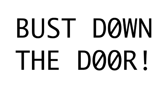 Bust Down The Door, Young-Hae Chang
