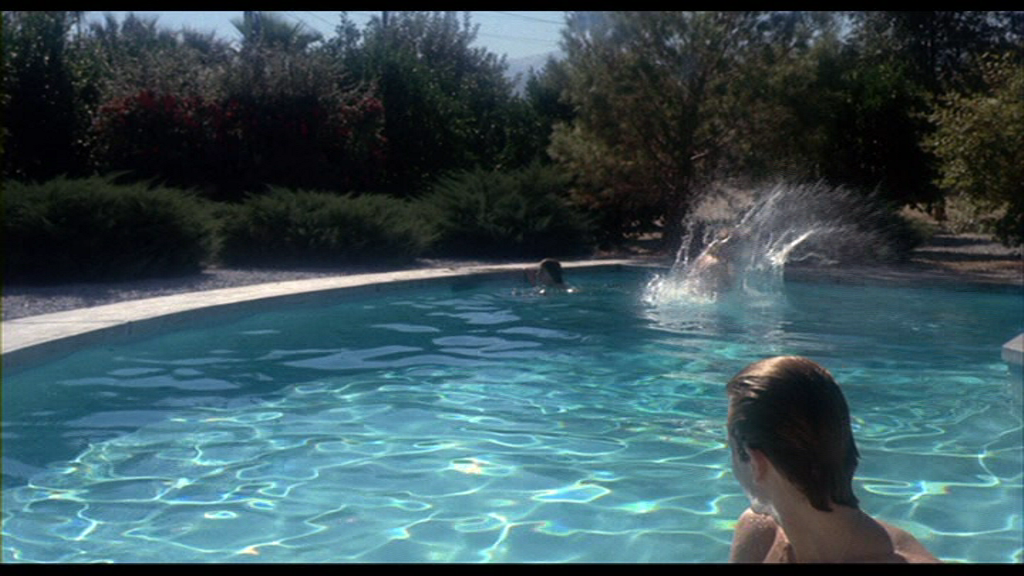 The only way is hockney tate for Film a bigger splash