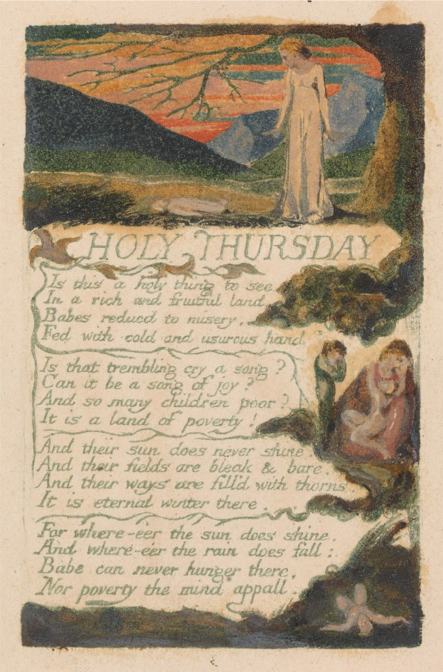 Songs of Experience: Holy Thursday   Tate