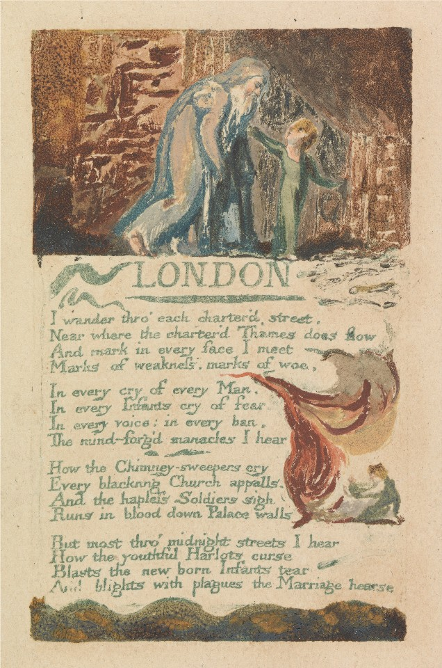 Songs of Experience: London | Tate