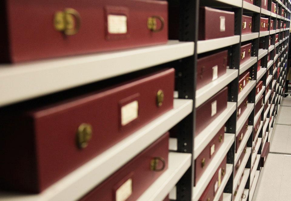 British archives catalogue