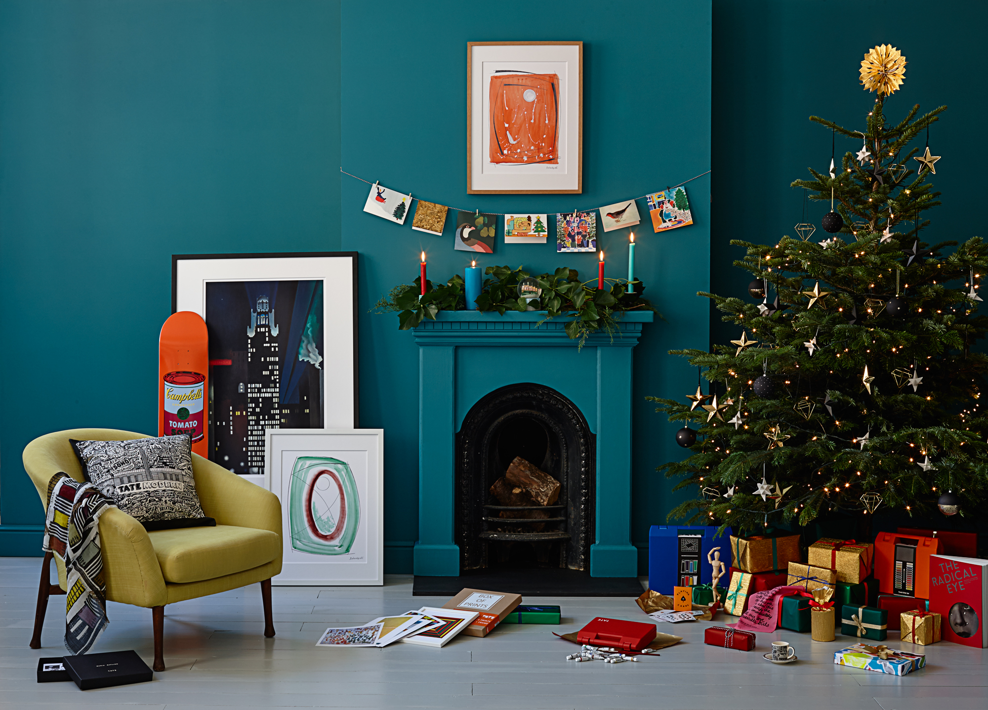 Photography Joanna HendersonStill Christmas shopping  Find the perfect art gifts   Tate. Living Room Glasgow Christmas Menu. Home Design Ideas