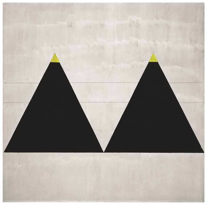 Agnes Martin Untitled #1 2003