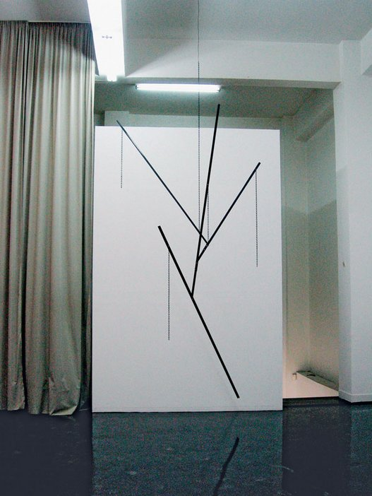 Martin Boyce Into this Shadow 2005