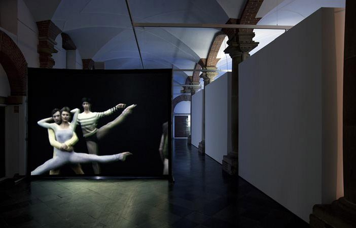 Charles Atlas, Discount Body Parts. Installation view at De Hallen Haarlem, 2012