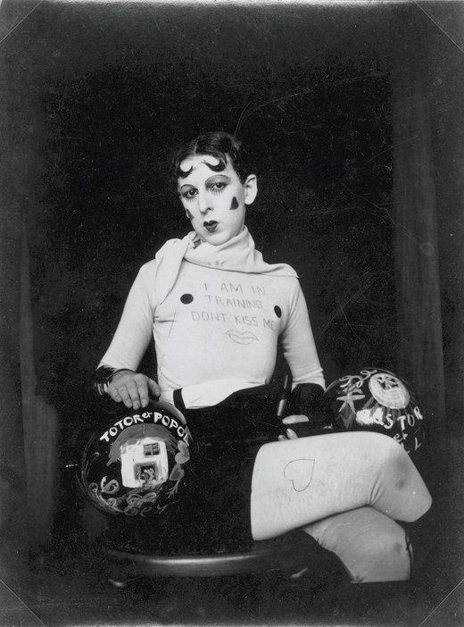 Claude Cahun Untitled 1927