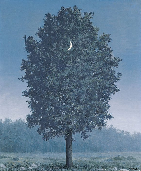 Magritte sixteen of September