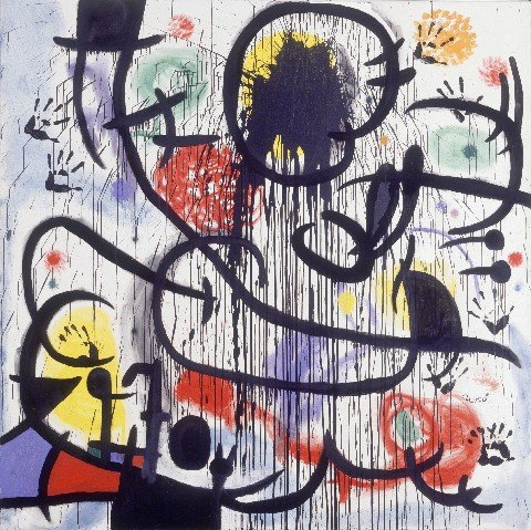Joan Miro May 68