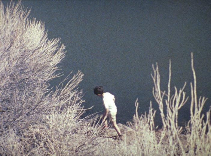 Agnes Martin Gabriel 1976, Film still