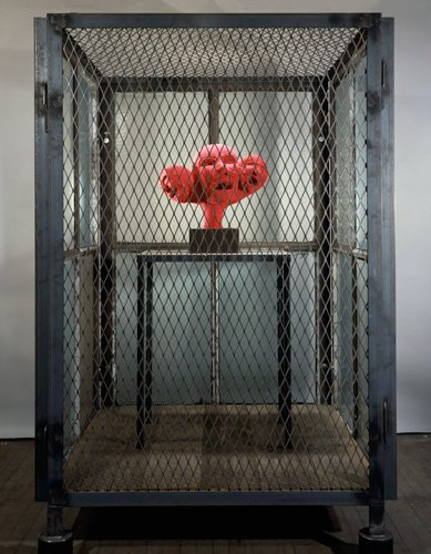 Louise Bourgeois 'Cell XIV (Portrait)'