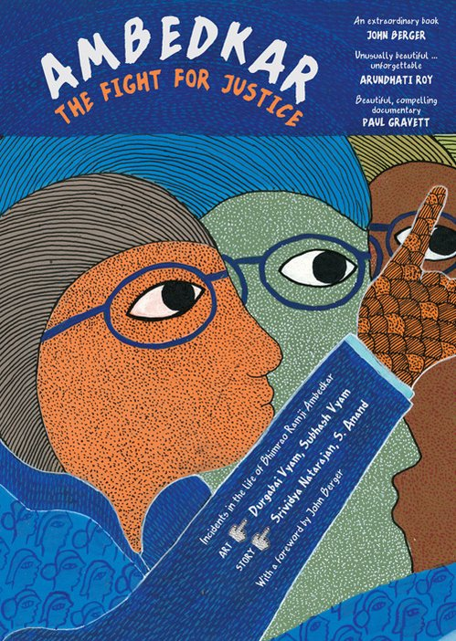Ambedkar: The Fight for Justice Front Cover