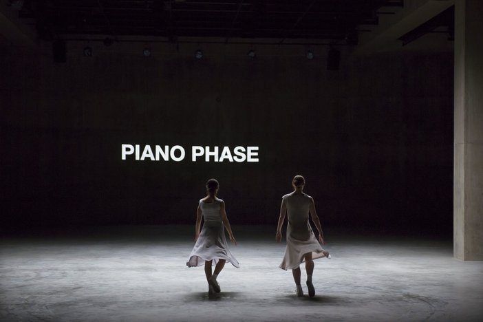 Fase: Four movements to the Music of Steve Reich, Tate Modern, 2012