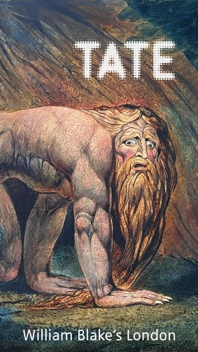 William Blake's London app image