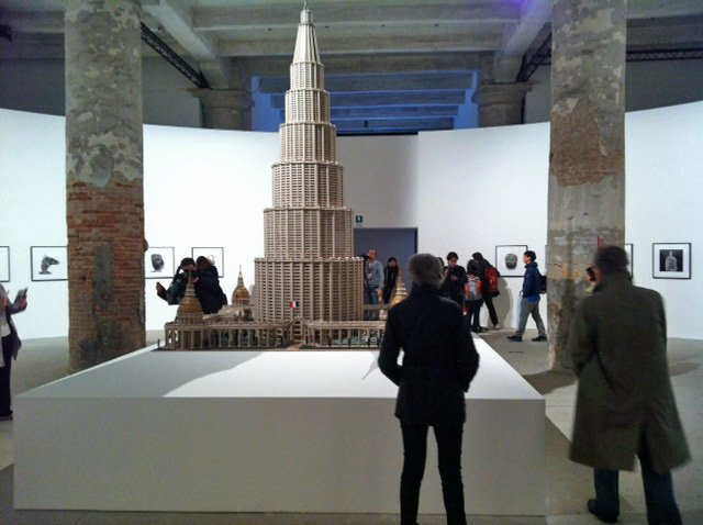 Venice Biennale 2013, at the Arsenale