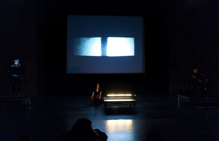 Aura Satz, In and Out of Synch 2012