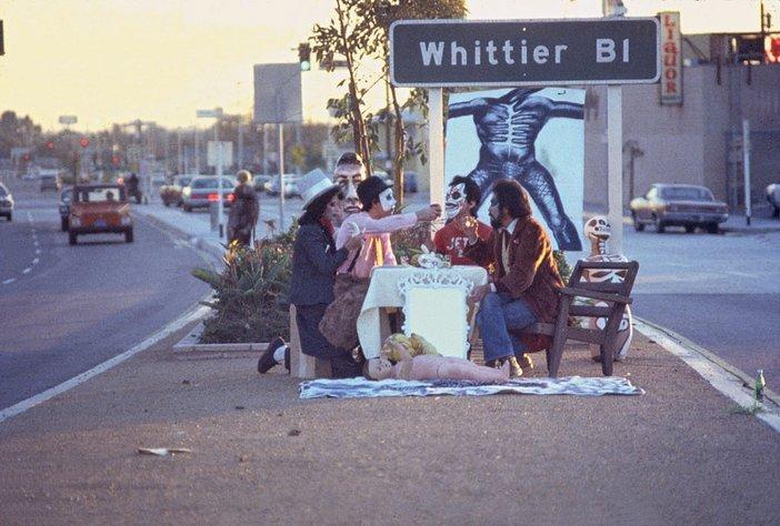 Asco First Supper After a Major Riot 1974