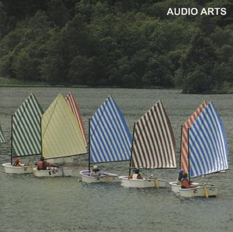Audio Arts Volume 24 No 2-3, Inlay 1