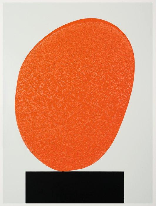 David Batchelor, Colour Chart 38, 2011