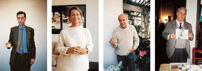 Photographs from Bernard Bazile's The Owners, taken 1999–2003 two
