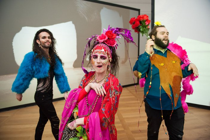 The Best City Fashion tour of Tate Britain