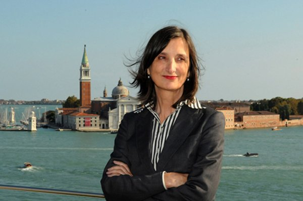 Bice Curige director of the 54th Venice Biennale