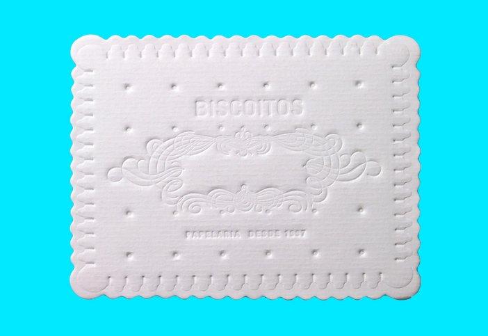 Vanilla Biscuit Notebook, Future and Found, £12.00