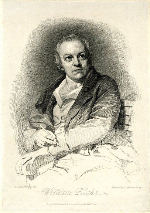 Portrait of the artist William Blake, Tate William Blake learning resource