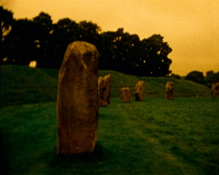 Derek Jarman Journey to Avebury 1971 one