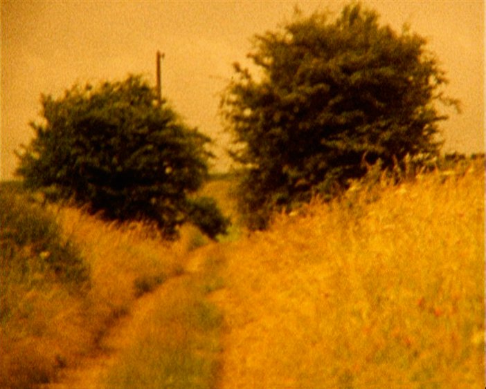 Derek Jarman Journey to Avebury 1971 two