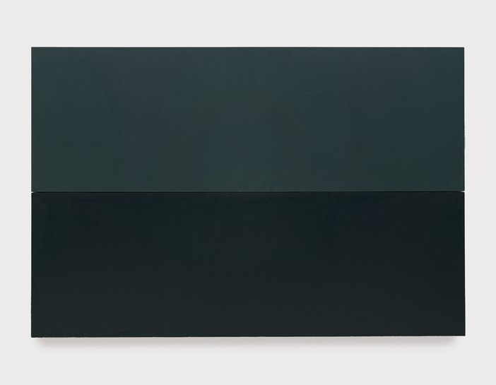 Brice Marden Adriatic 1972