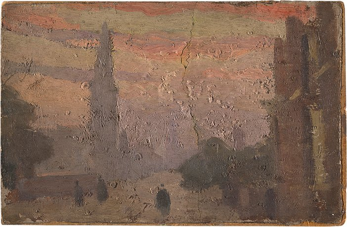 Adolphe Valette, Novembre 1912, Manchester 1912