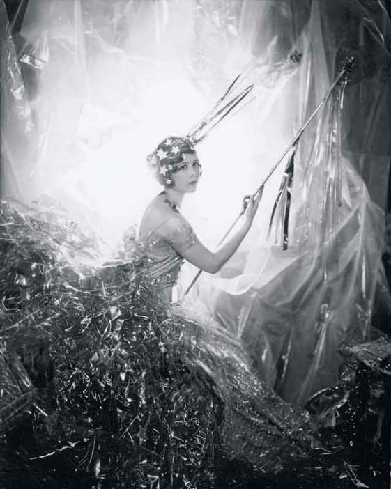 Cecil Beaton Miss Nancy Beaton as a Shooting Star 1928