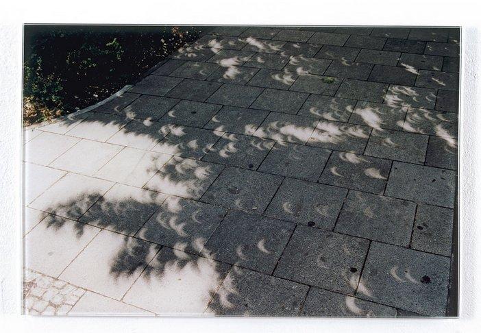 Cerith Wyn Evans 11 08 99 Munich Total Eclipse 2004