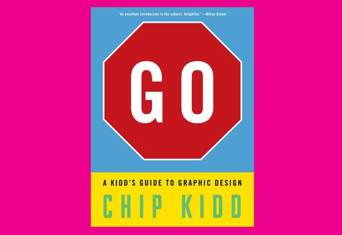 GO: A Kidd's Guide to Graphic Design, Amazon, £12.99