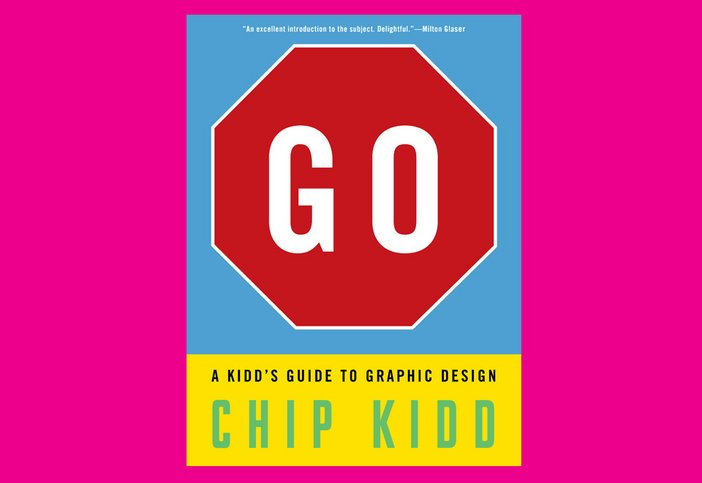 GO: A Kidd's Guide to Graphic Design, Amazon, £12.99