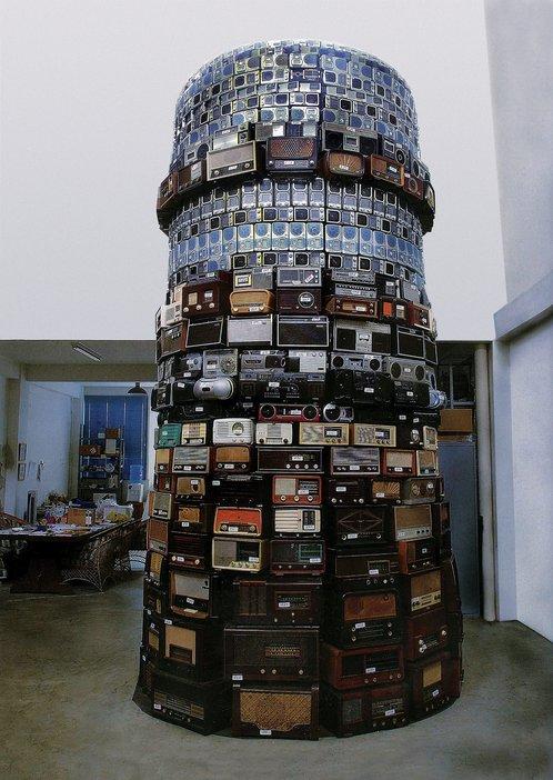 Cildo Meireles Babel 2001