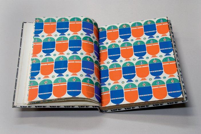 Claude Lovat Curwen Press pattern 1928