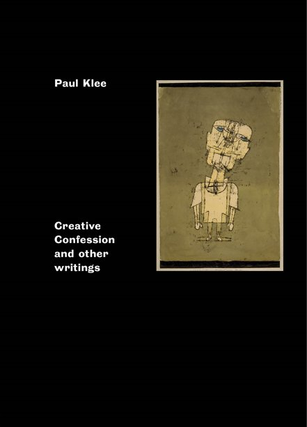 Creative Confession Paul Klee Matthew Gale © Tate