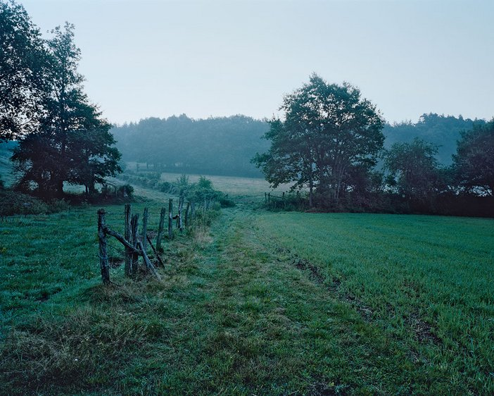 Chloe Dewe Mathews Vanemont, Vosges, Lorraine from the series Shot at Dawn 2013