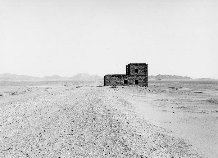 Ursula Schultz-Dornburg, From Medina to Jordan Border, Saudi Arabia: Sahl al Matran 2003