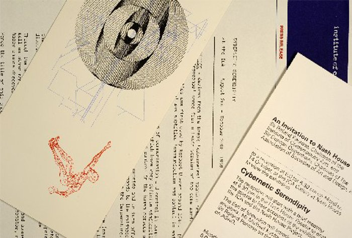 A selection of material from the ICA archive