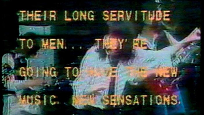 Dan Graham Rock My Religion 1982–4 still