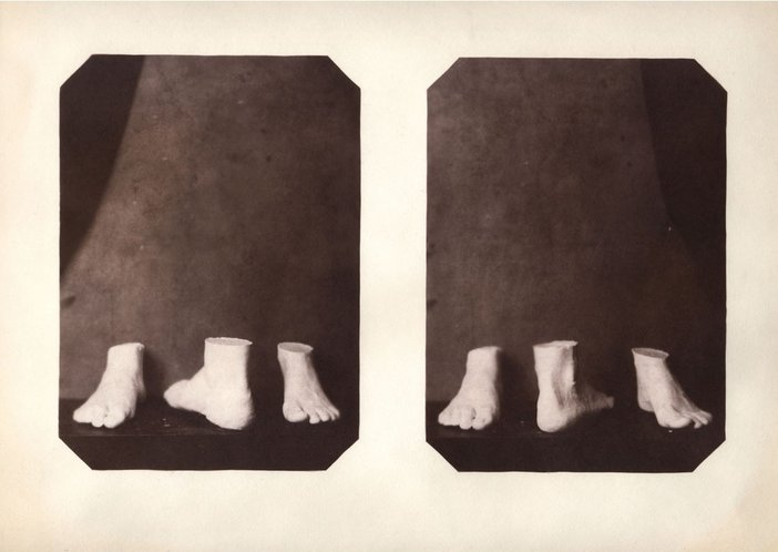 Dan Estabrook Six Feet, 2010