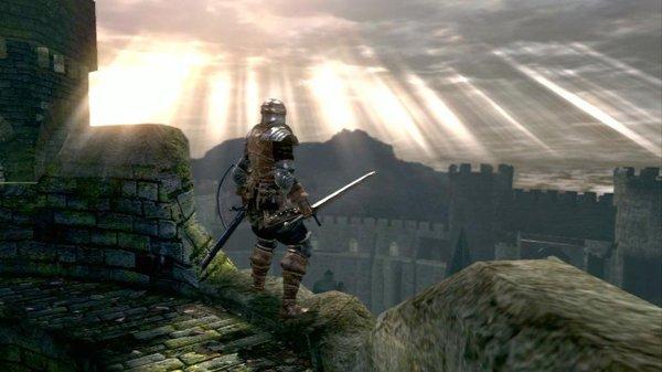Art direction in video games Dark Souls 1