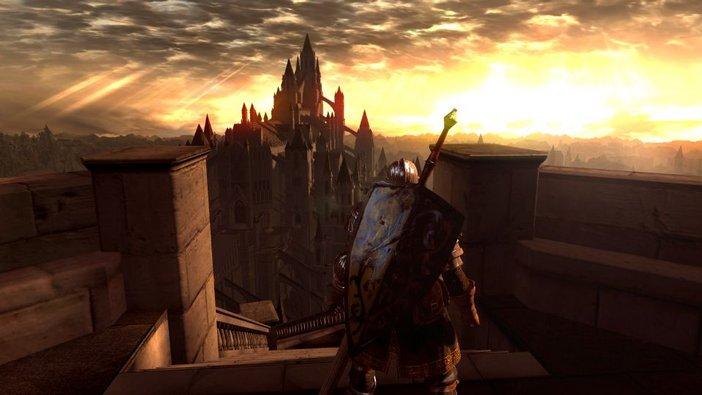 Art direction in video games Dark Souls 2