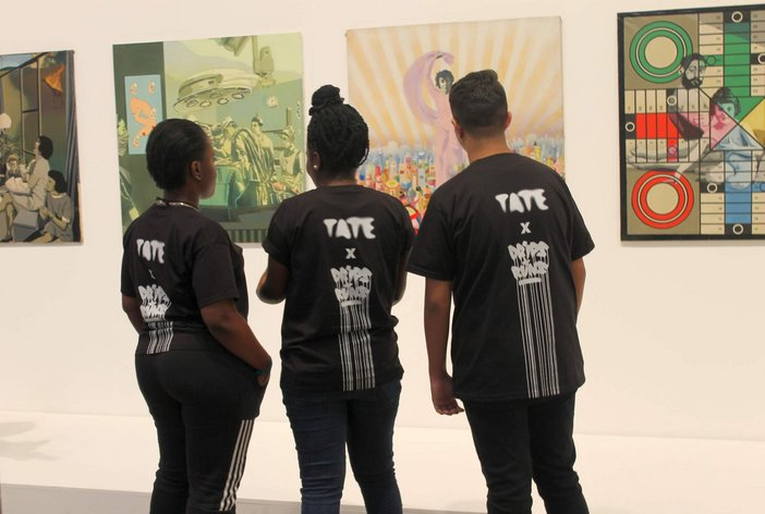 After Hours: EY Exhibition: The World Goes Pop with Tate Collective London
