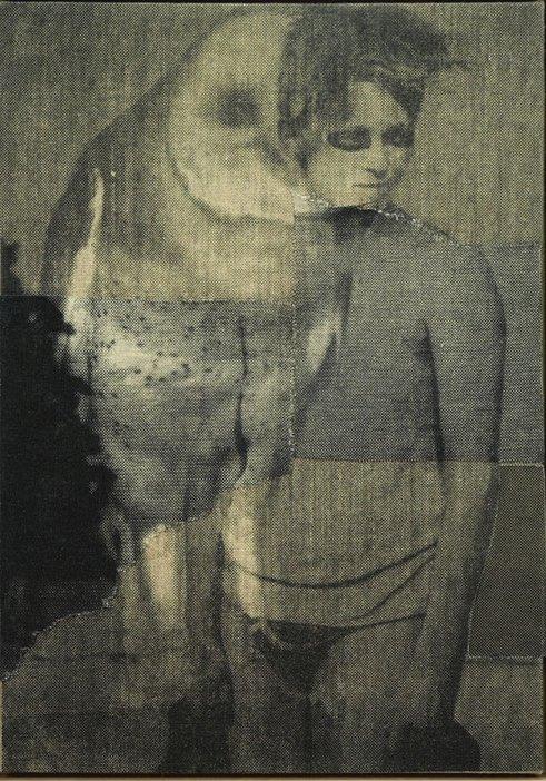 David Noonan Untitled 2009 screenprint