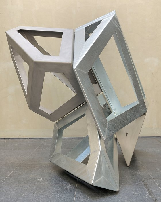 Richard Deacon, Two by Two 2010