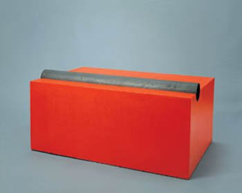 Donald Judd Untitled 1963